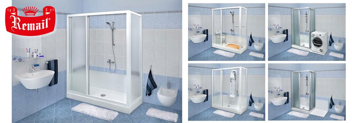 Remail trasformazione vasca in doccia - Offerte televendite le ...