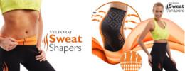 Sweat Shapers: il pantaloncino per perdere peso e centimetri